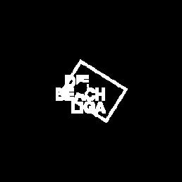 die beach liga logo