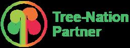 Tree-Nation Partner Banner green